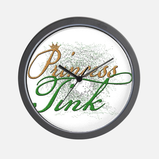 Princess Tink Wall Clock