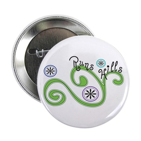 "Runs Hills 2.25"" Button"