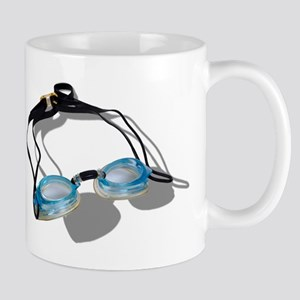 Swimming Goggles Mug