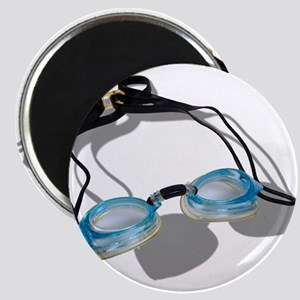 Swimming Goggles Magnet