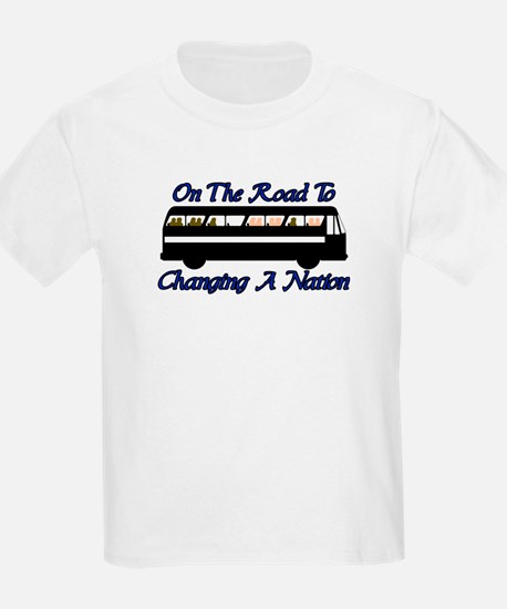 Changing Nation Kids T-Shirt
