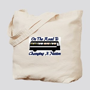 Changing Nation Tote Bag