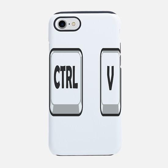 dad iPhone 7 Tough Case