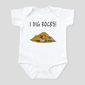 Rockhound Infant Bodysuit