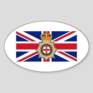 MPRD Sticker (Oval)