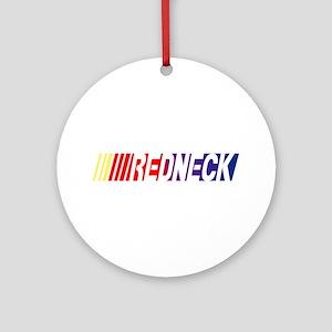Redneck Ornament (Round)