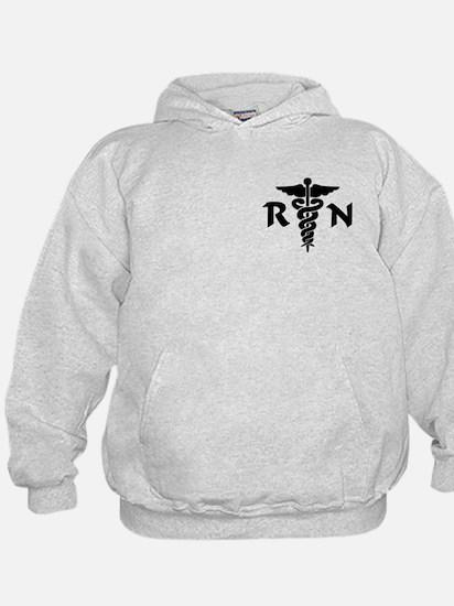 RN Medical Symbol Hoodie