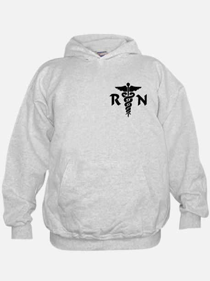 RN Medical Symbol Hoody