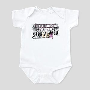 Testicular Cancer Infant Bodysuit