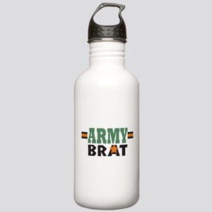 Military Army Brat Stainless Water Bottle 1.0L