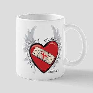 Heart Disease New Wings Mug
