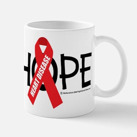 Heart Disease Hope Mug