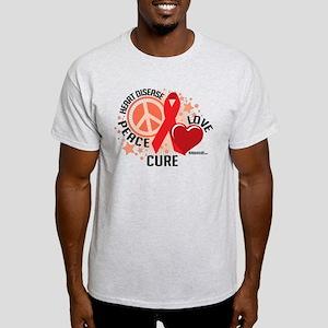 Heart Disease PLC Light T-Shirt