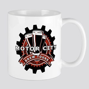 Motor City Brew Tours Logo Mug