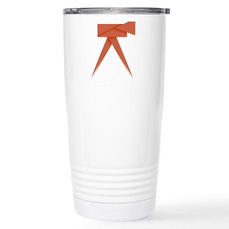 Perkins Film Stainless Steel Travel Mug