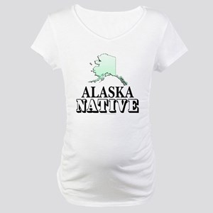 Alaska native Maternity T-Shirt