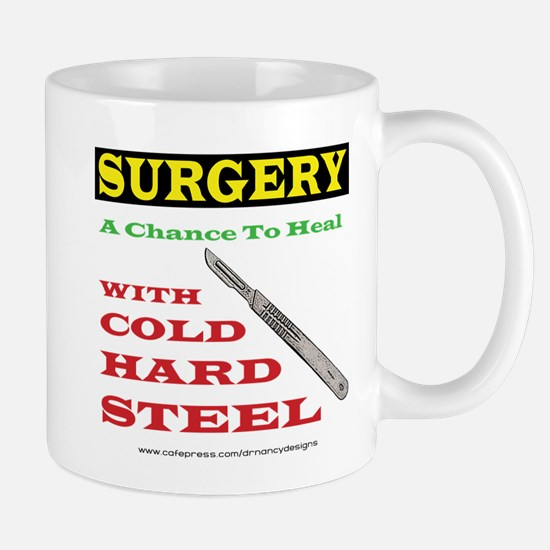 A Chance To Heal Mug