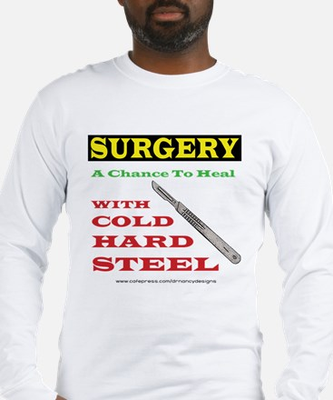 A Chance To Heal Long Sleeve T-Shirt