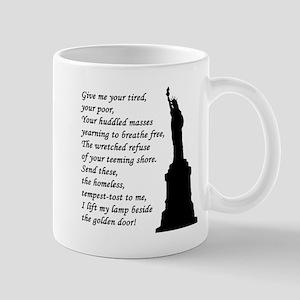 Give me your tired... Mug