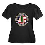 Desert Storm Veteran Plus Size T-Shirt