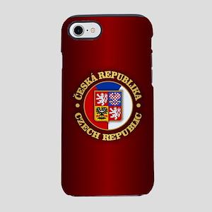 Czech Republic Iphone 7 Tough Case