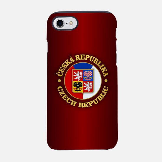 Czech Republic Iphone 7 Tough Case