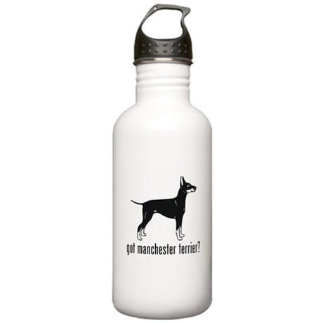 Manchester Terrier Stainless Water Bottle 1.0L