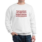 Borking Trump Sweatshirt