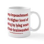Borking Trump 11 oz Ceramic Mug