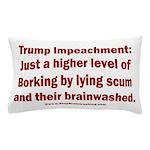 Borking Trump Pillow Case
