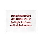 Borking Trump 5'x7'Area Rug