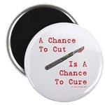 A Chance To Cut Red Magnet