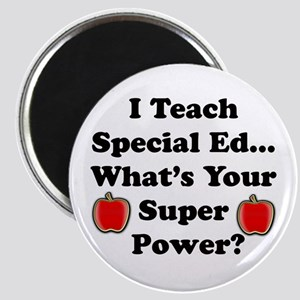 I teach special ed Magnets