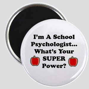 I teach psychologist Magnets
