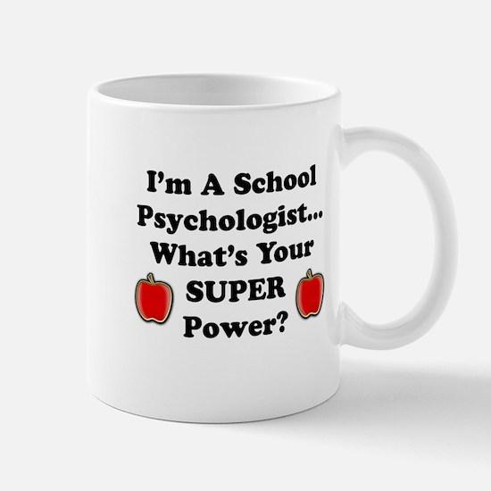 I teach psychologist Mugs