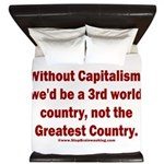 Without Capitalism King Duvet