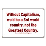 Without Capitalism Banner