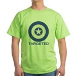 Targeted Green T-Shirt