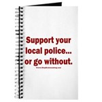 Support Police or ? Journal