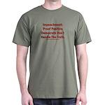 Impeachment reveals Dems Dark T-Shirt