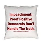 Impeachment reveals Dems Everyday Pillow