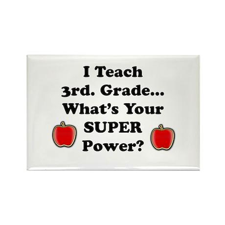 I teach 3 Magnets