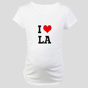I love LA Maternity T-Shirt