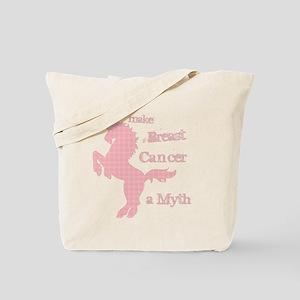 Breast Cancer Myth Tote Bag