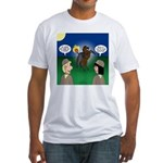 The KNOTS Horseman Fitted T-Shirt