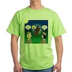 The KNOTS Horseman Green T-Shirt