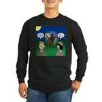 The KNOTS Horseman Long Sleeve Dark T-Shirt