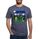 The KNOTS Horseman Mens Tri-blend T-Shirt