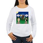 The KNOTS Horseman Women's Long Sleeve T-Shirt