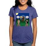The KNOTS Horseman Womens Tri-blend T-Shirt